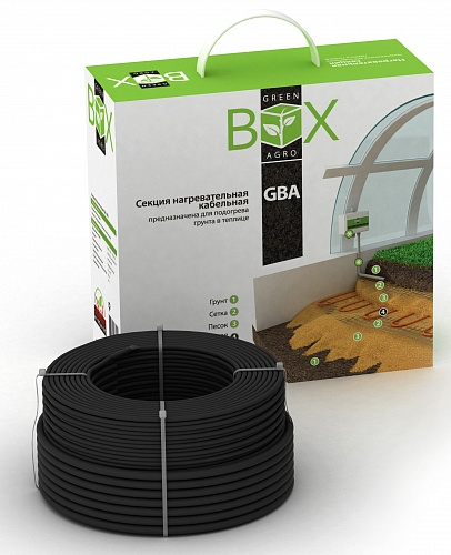 Теплолюкс GREEN BOX AGRO 14GBA-1150